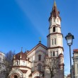 Stock Photo: Saint Nicholas Orthodox Church in Vilnius