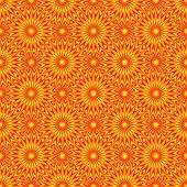 Roten geometrischen hintergrund — Stockvektor