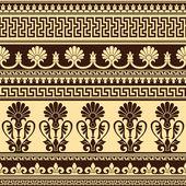Greek design — Stock Vector
