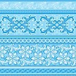 Winter background — Vector de stock