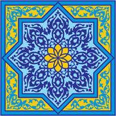Islamic ornament — Stock Vector