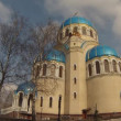 Russia. Moscow. Church of the Holy Trinity. — Stock Video #41915487