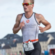Pro athlete Jan Van Berkel (7) — Stock Photo