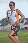 Pro athlete Terenzo Bozzone (14) — Stock Photo