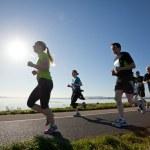 Runners, marathon — Stock Photo #13666579
