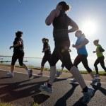 Runners, marathon — Stock Photo #13668236