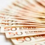 50 Euro banknotes — Stock Photo #19040973