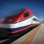 ������, ������: Train in motion