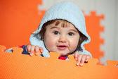 Portrait of Baby boy — Стоковое фото