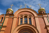 Orthodox church. Detail — Stockfoto