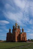 Orthodox church — Stockfoto