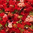 Royalty-Free Stock Photo: Flowers background