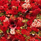 Blommor bakgrund — Stockfoto