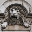 Stone lion — Stock Photo #25196037
