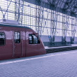 Stock Photo: Modern train
