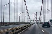 Cable de puente — Foto de Stock