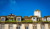 Lisbon roof — Stock Photo