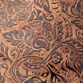 Textura de couro — Foto Stock