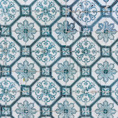 Portugal tiles — Stock Photo