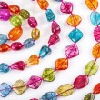 Color beads — Stockfoto