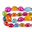 Color beads — Foto Stock