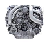 Bilmotor — Stockfoto