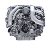 Car engine — Foto de Stock
