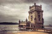 Tower of Belem (Torre de Belem) - Lisbon, Portugal — Stock Photo