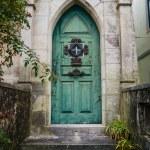 Antique door — Stock Photo #25958419