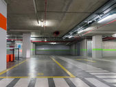 Underground parking — Photo