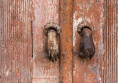Old knocker — Stock Photo