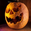 Halloween pumpkin — Stock Photo #37773305