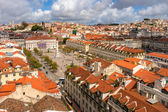 Old town of Lisbon, Portugal — Stock Photo
