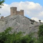 The Genoa fortress — Stock Photo #25895641