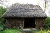 Ancient barn — Stock Photo