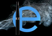 Electronic cigarette — Stock Photo