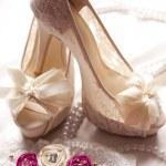 Wedding accessories — Stock Photo #22694573