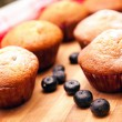 Blueberry muffins — Stock Photo #30036769