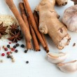 Different spices — Stock Photo #39692191