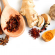 Different spices — Stock Photo #39692207