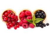 Berries mix — Stock Photo
