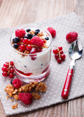 Healthy breakfast — Foto Stock