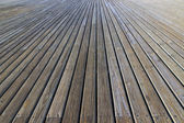 Plank wooden floor — Stock Photo