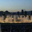 Fountain of Montjuic — Stock Photo