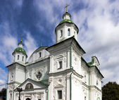 Mgarskiy priory — Stock Photo