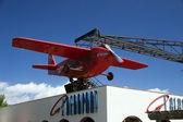 Nostalgic Airplane — Stock Photo