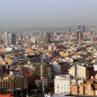 Panoramic Barcelona — Stock Photo #18149189