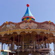 Royalty-Free Stock Photo: Vintage carousel