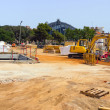 Construction site - Stockfoto