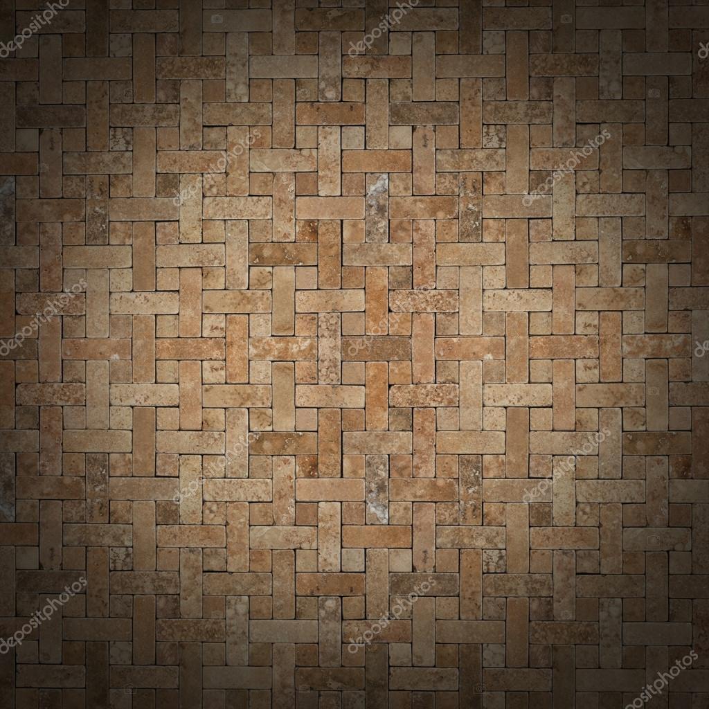 Azulejo de mosaico de pared negra foto de stock for Azulejo mosaico